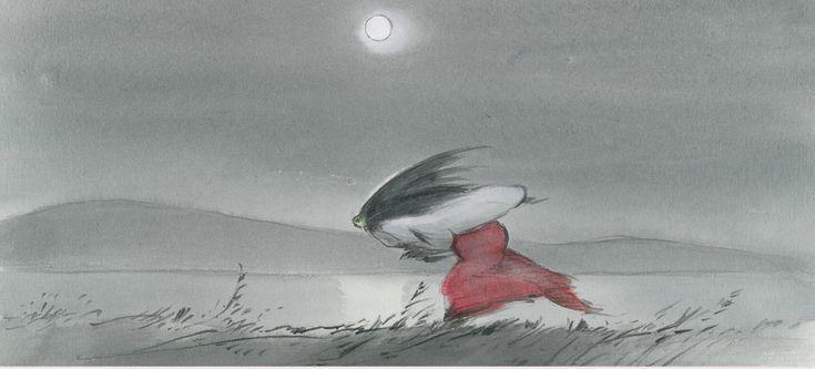 かぐや姫の物語(前編)  シネマの世界<第256話> : 心の時空