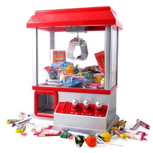 """Máquina de Feria de Caramelos / """"Candy Arcade"""" Machine · Tienda de Regalos originales UniversOriginal"""