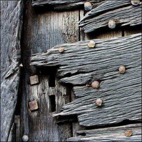 rustic building detail (Source: flickr.com)