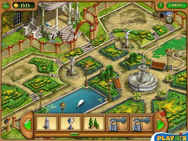 Gardenscapes™ Premium Official Site Playrix Games Free