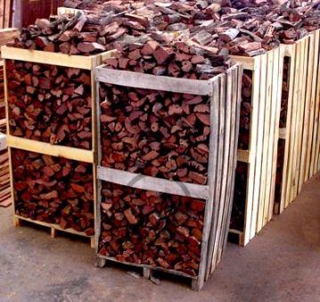 Leña para Exportacion > Leña y carbon de quebracho, percheros, portabotellas, bodeguitas apilables en quebracho. Forestal Quebracho S.A.
