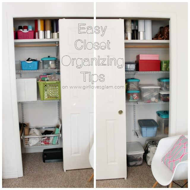 Easy closet organizing tips to get your closets organized without losing your mind with the help of @rubbermaid #HomeFreeLowes #PMedia #ad