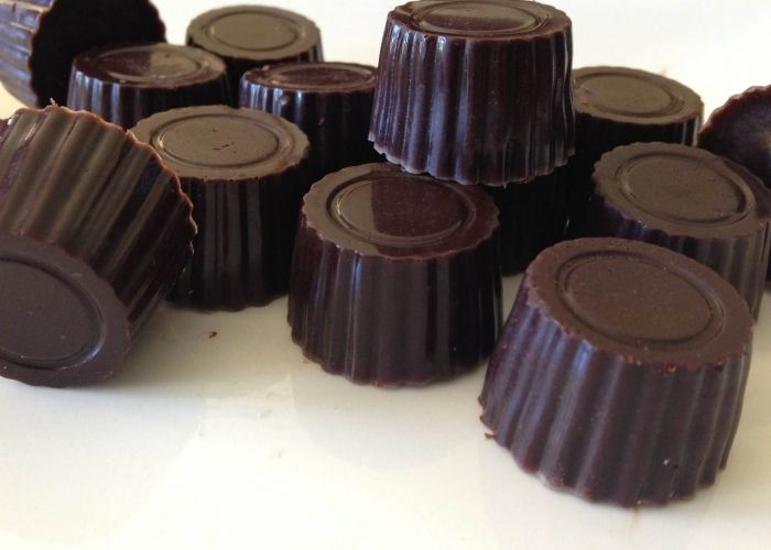 Skinny Chocolate - a few tweaks to the original #THM recipe. #trimhealthymama