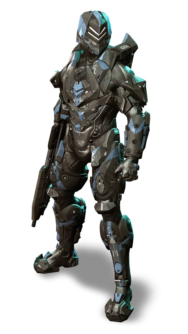 MJOLNIR Powered Assault Armor/Venator - Halo Nation — The Halo encyclopedia - Halo 1, Halo 2, Halo 3, Halo 4, Halo Wars, ODST, Reach, Anniversary, and much more!