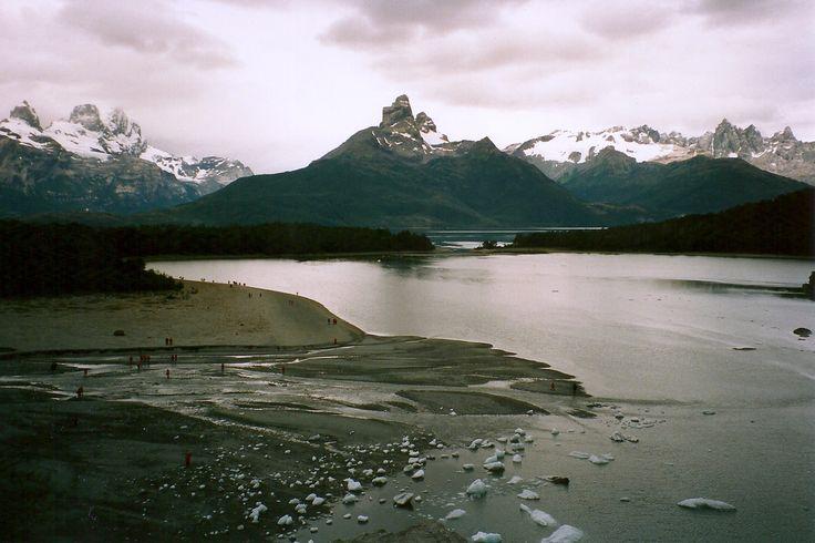 Seno Agostini. Parque Nacional Alberto Agustini. Chile. XII Región de Magallanes y Antártica Chilena.