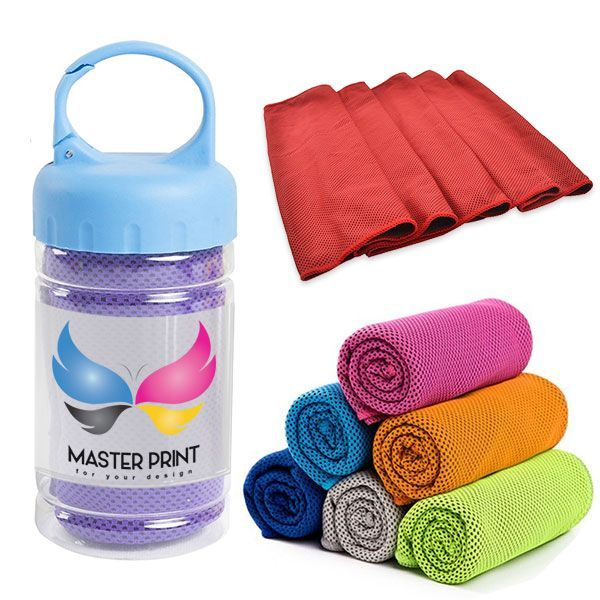 The Cooling Towel 2020 S Best New Trade Show Giveaways Soak