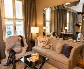 Four Seasons Hotel in Milan, Italy - Room