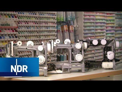 Preiswerte Nähmaschinen im Test | Markt | NDR - YouTube