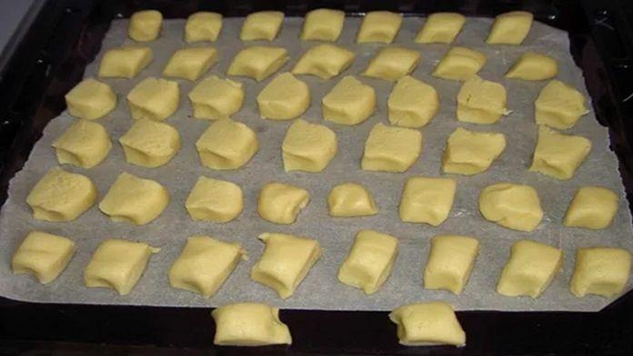 Maslové sušenky s vláčnou chutí připravené v troubě za 15 minut! | Vychytávkov