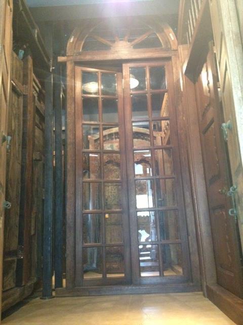 doors, antiques