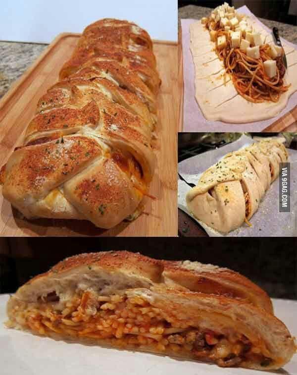 Spaghetti brood