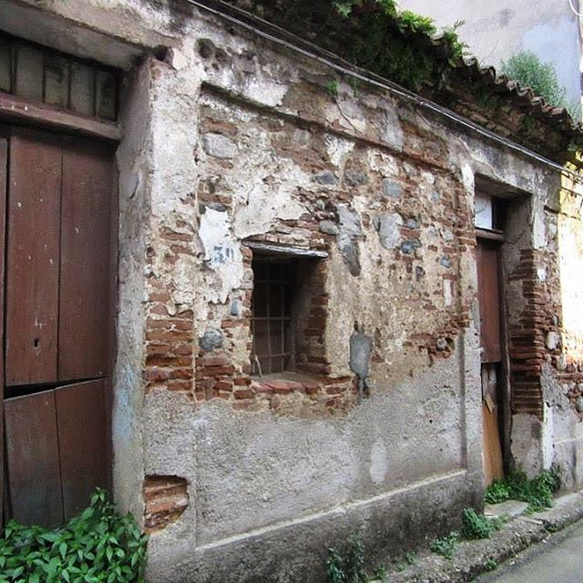 It was confronting to see that a lot of homes in San Martino, Calabria were abandoned. Although sad, there was a certain beauty and charm about them  #sanmartino #calabria #abandoned #abandonedhome #italy #village #rustic #charm #beauty #simplethingsinlife