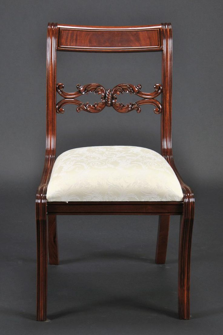 Duncan Phyfe Furniture Empire Dining Room