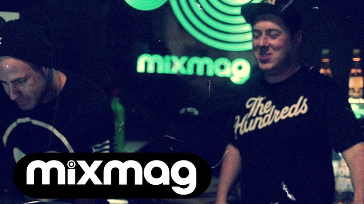 KILL THE NOISE & BRILLZ live trap & bass sets in Mixmag's Lab