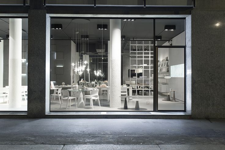 The first Neutra flagship store starts from Milan and represents a new and innovative concept store. #flagshipstore, #interior, #architecturedesign, #interiordesign, #forniture, #stone, #furnishing, #design, #milan,