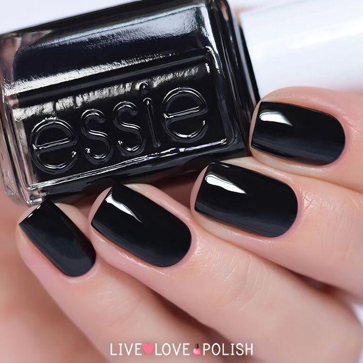 Essie Licorice Nail Polish