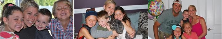 Shira, a mother of three young children has Hodgkin's Lymphoma and needs a stem cell transplant! #Smiles4Shira!