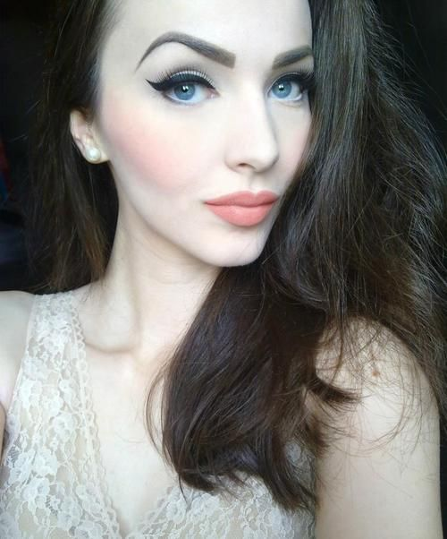 Best 25+ Fair Skin Makeup Ideas On Pinterest