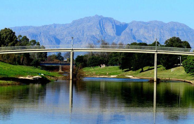 Bergrivier - Paarl - Western Cape - South Africa #Bergriver #Paarl (pic Wilke)