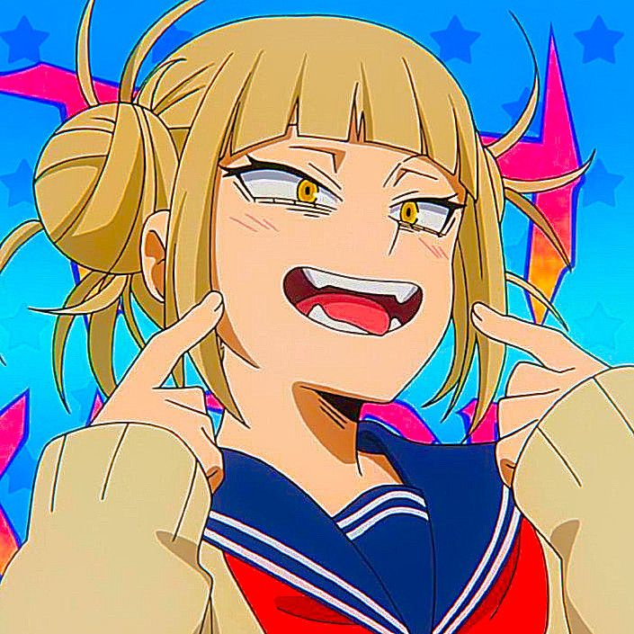 Himiko Toga In 2021 Cute Anime Character Anime Characters Anime