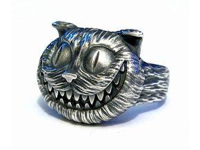 Cheshire Cat ring
