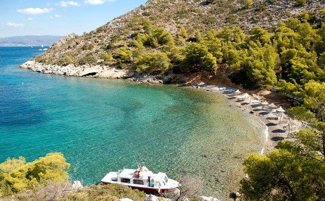 Η παραλία Μπίστη http://diakopes.in.gr/the-experts-way-blog/article/?aid=209783 #hydra #island #greece #travel