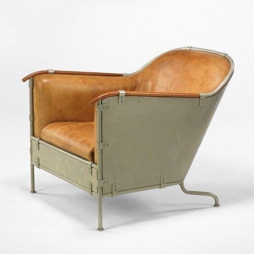 Rex armchair
