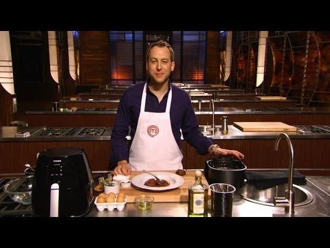 ▶ Italian Grilled Cheese Recipe for Philips Airfryer- From Luca Manfé, MasterChef Season 4 winner - YouTube