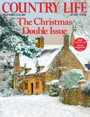 An English magazine, Country LIfe, is always worth reading. December 17 2014