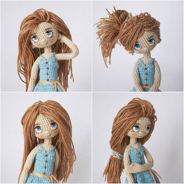 Yulia, happy dollmaker✌ @mint.bunny А без шляпы-то за...Instagram photo | Websta (Webstagram)