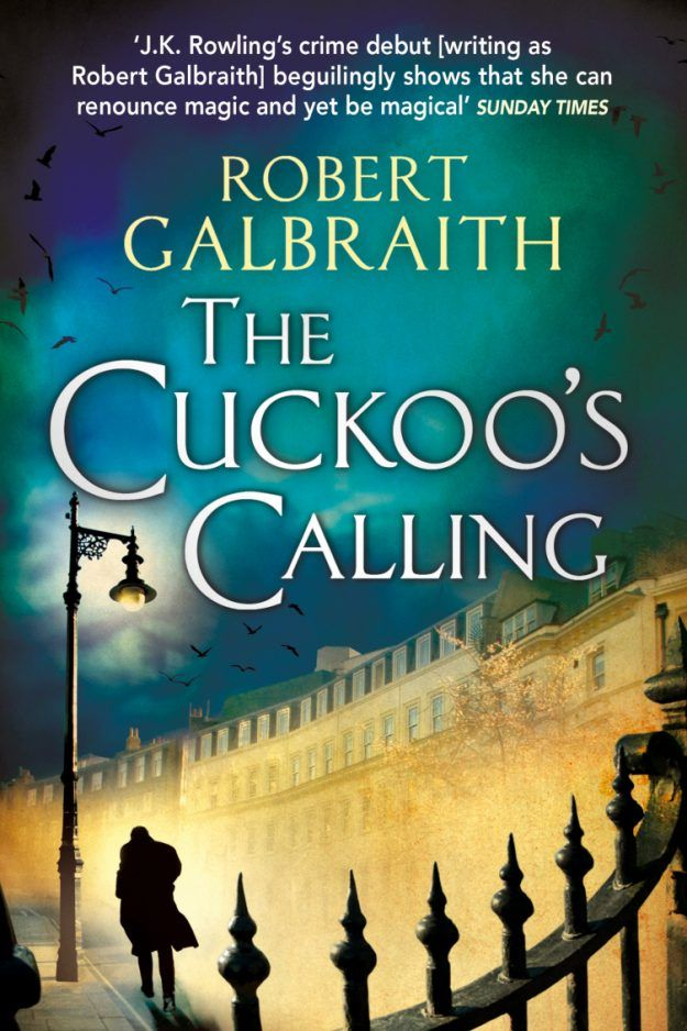 The Cuckoo's Calling TV Series: JK Rowling's novel by pseudonym Robert Galbraith will hopefully air on the BBC in 2017