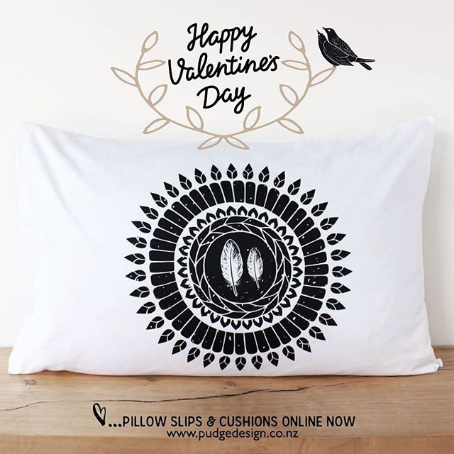 Our gorgeous new pillowslips makes an affordable and thoughtful gift for friends and your loved ones. #valentinesgifts #boutiquehomewares #nzdesigns #mandala