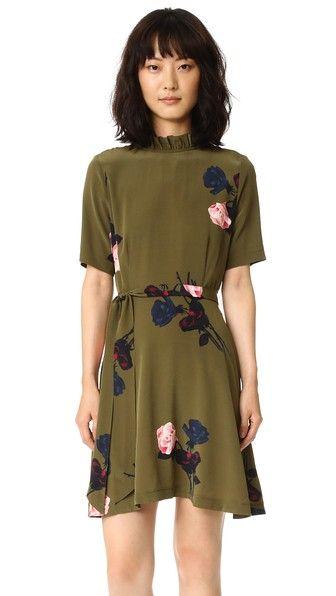 Ganni Donaldson Dress