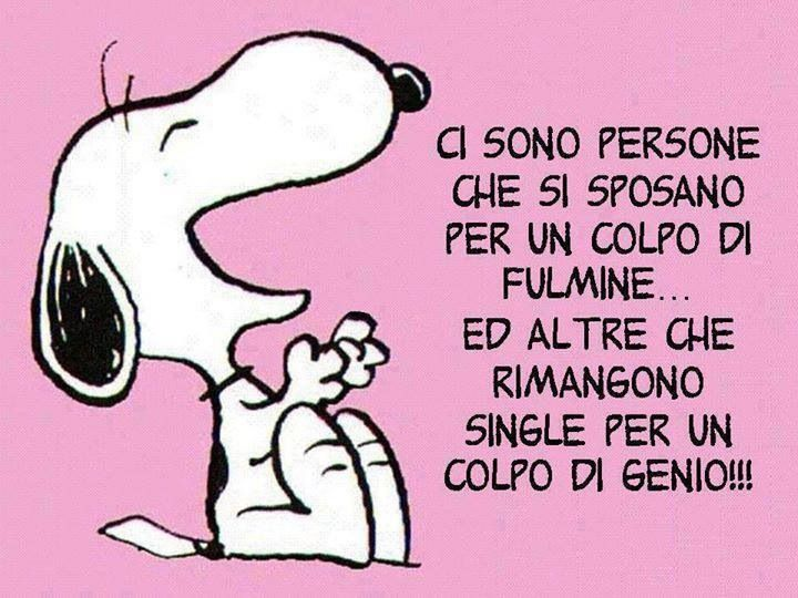 W l'amore 😜 #snoopy #frasi #amore #quotes
