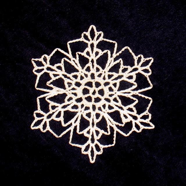 Snowflake #11