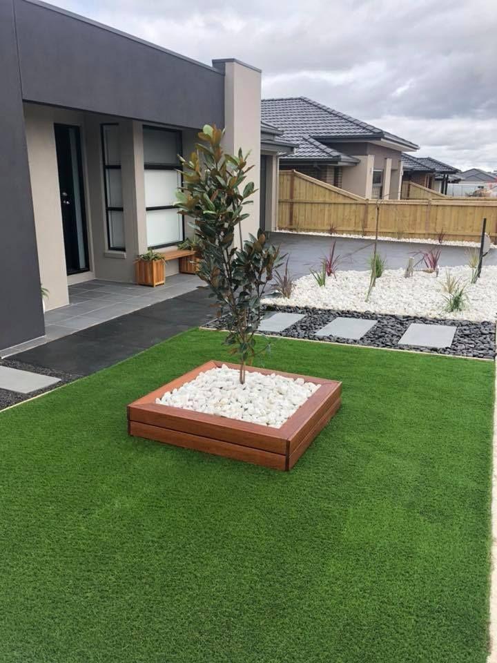 Pin On Small Backyard Ideas Turf Backyard Backyard Landscaping Designs Backyard Landscaping