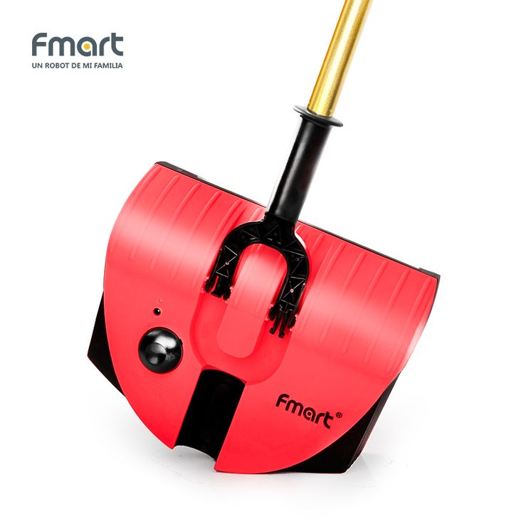 Fmart FM-A310 Electric Broom 2 in 1 Swivel Cordless Cleaner Drag Sweeping Aspirator Household Cleaning Wireless Cleaner Cleaning #Affiliate