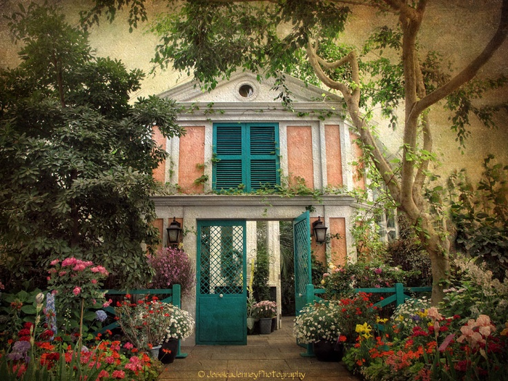 Monet Home by Jessica Jenney