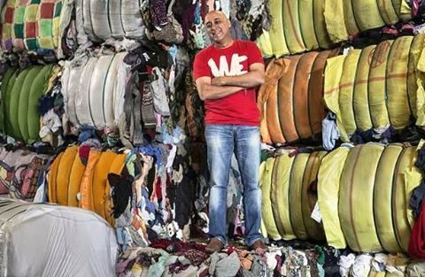 Meet the Indian entrepreneur who literally turns rags into riches  Jaideep Sajdeh lives in Mumbai. He is the founder of Texool a company that uses discarded textiles from wealthy countries and recycles them into shopping bags backpacks and handbags. In doing so Jaideep and his team is not only reaping good profit but also creating job opportunities in India and helping the environment.  With a burgeoning textile industry in the west the clothes that get discarded and shipped from the…