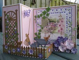 Creaties+van+Hetty:+tuinkaart