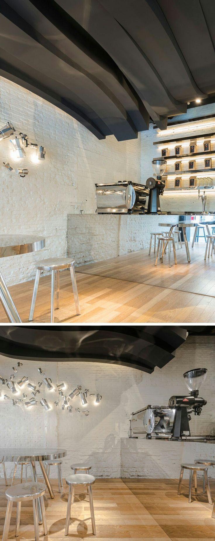 75 besten Coffee-Bar-Restaurant Design Bilder auf Pinterest ...