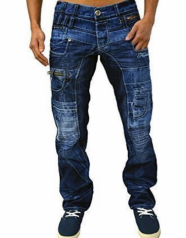 Kosmo Lupo Jeans Designer Mens Tapered Fit Funky Denim Pants Trousers Bottoms KM 020, KM 040 Stylish Tapered Fit Denim. Button Fly Fastening. Lovely for a Night Out or Casual Wear (Barcode EAN = 5055900419730). http://www.comparestoreprices.co.uk/mens-designer-trousers/kosmo-lupo-jeans-designer-mens-tapered-fit-funky-denim-pants-trousers-bottoms-km-020-km-040.asp