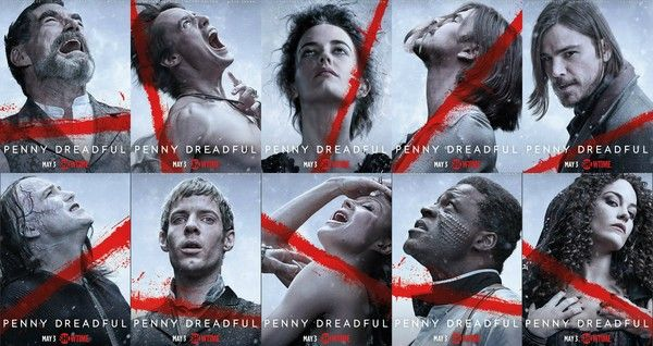 Written Revelry! Getting Ready for Showtime's 'Penny Dreadful ...
