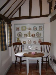 'Katie'  by www.meadow-made-vintage.co.uk  This 'Katie' was made to fit INSIDE an alcove.