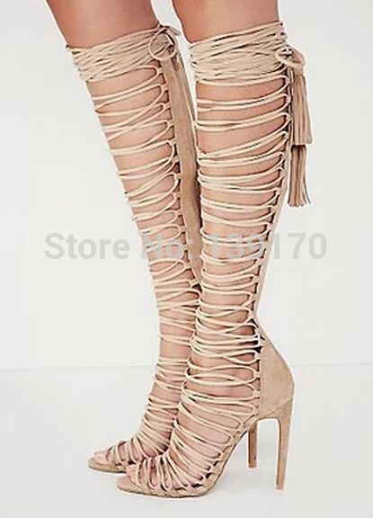 Yüksek kalite boot spoiler, Çin ayakkabı ayak bileği boot Tedarikçiler,Ucuz ayakkabı terlik, ile ilgili daha fazla kadın sandalet bilgiye Aliexpress.com'dan Smile Lucky ulaşınız