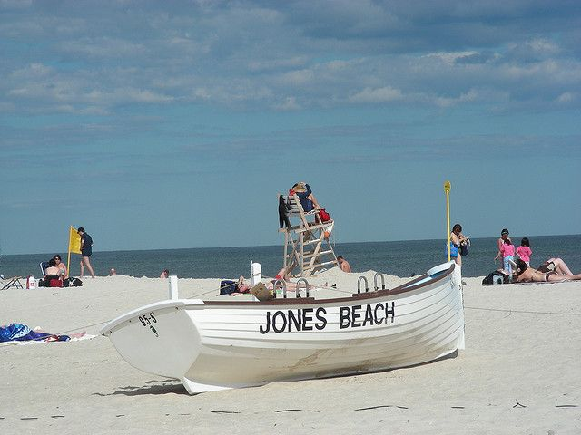 Beach long new sex york