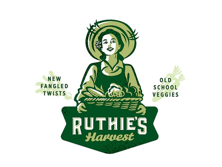Ruthie's Harvest by Amit Botre #Design Popular #Dribbble #shots