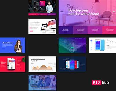"""Check out new work on my @Behance portfolio: """"Project BIZhub - General Overview"""" http://be.net/gallery/43538095/Project-BIZhub-General-Overview"""