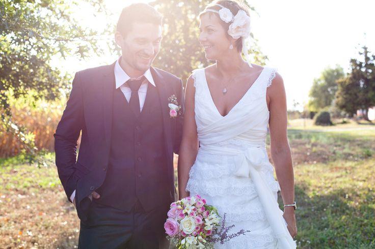 http://thisdayforward.com.au/  Wedding France, dress, flowers, photo