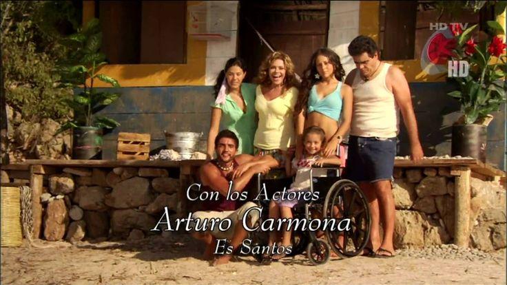 Mar de amor (Entrada) (Introduccion) HD - again, song is great for dancing but telenovela is stupid.